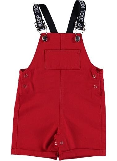 Koton Kids Salopet Kırmızı